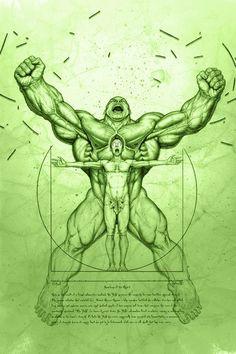 Hulk Anatomy