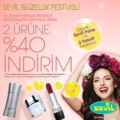 Sevil Güzellik Festivali 26 Ekim'e kadar #Espark Sevil'de!