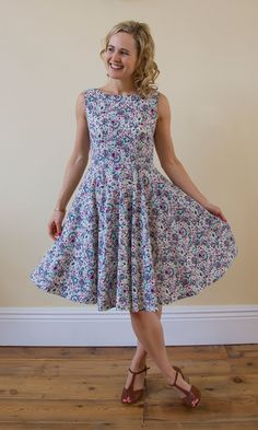 Sew Over It Betty Dress The Blog | Guthrie & Ghani