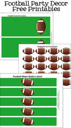 Hosting a Game Day party? Check out this these pizza stackers party snacks. This post also has free football party printables. Free Football, Football Food, Mini Cupcakes, Football Water Bottles, Football Cupcakes, Football Baby Shower, Food Picks, Party Snacks