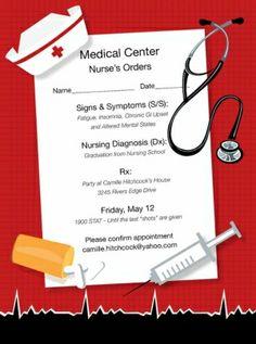 Nursing Graduation by Mariya <3
