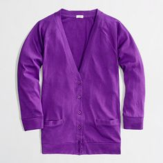 J crew cardigan with jeans and boots for TCU games!