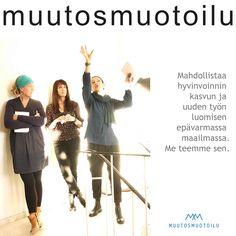 Vaikuttavaa työvoimakoulutusta. Samalla Suomen kilpailukyvyn rakentamista.