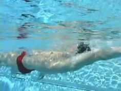 Go Swim Backstroke with Olympic Gold Medalist Jeff Rouse