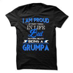 Proud Grumpa - tshirt design #teeshirt #clothing