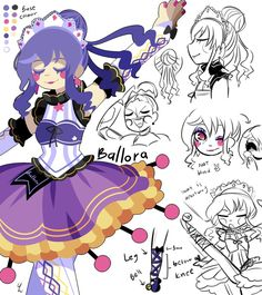 my personafication design of ballora omg yay finally working on my design references here's some info and stuffs about her: age: 30 height: let' say aro. ballora [ref] Ballora Fnaf, Anime Fnaf, Mangle Toy, Deviantart Comic, Toy Bonnie, Animatronic Fnaf, Fnaf Baby, Horror Video Games, Fnaf Sister Location