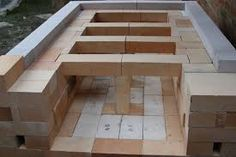 Image result for wood fired kiln