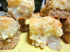 Ooey Gooey White Chocolate Graham Cracker Bars