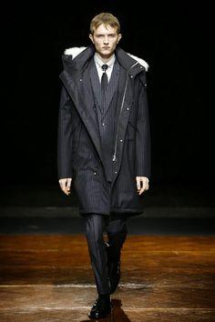 2014 FALL/WINTER PARIS FASHION TRENDS   Dior Homme Fall/Winter 2014 - Paris Fashion Week #PFW
