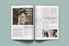 Lifestyle Universal Magazine by Kahuna Design on @creativemarket