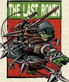 """016 Teenage Mutant Ninja Turtles TMNT Fight USA Hero 2014 Movie 42/""""x24/"""" Poster"""