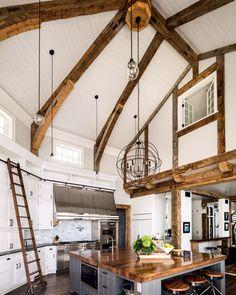 Heavy timber beams o