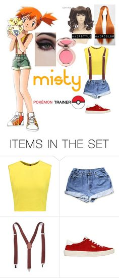 """Misty"" by funtimefoxy1 ❤ liked on Polyvore featuring art"