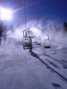 Perfect day on the slopes...