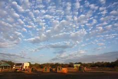 Camping at Lake Mburo in Uganda #camping #safari #uganda #travel #adventure