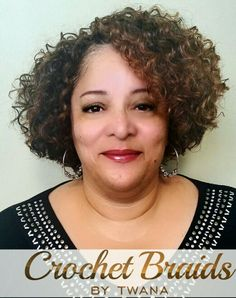 Freetress Gogo Curl Crochet Braids in colors TT27 & 4/30
