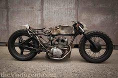 Honda CB125 by Valen Zhou