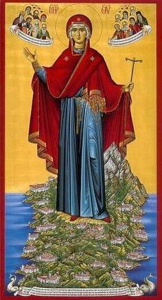 Greek Beauty, Orthodox Icons, Bible Art, Disney Characters, Fictional Characters, Aurora Sleeping Beauty, Disney Princess, Painting, Byzantine