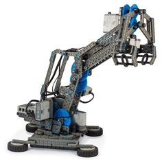 vex robotics crossbow alternate builds instructions