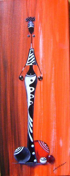 Sylphide créations - Pas de hic, juste un petit clic pour découvrir des petits personnages rastas aux couleurs toniques peints à l'acrylique. Alors bienvenue au pays des rastablos et bonne visite.