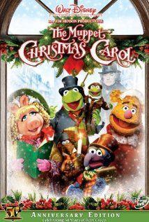 #lulusholiday A Muppet Christmas Carol 1992