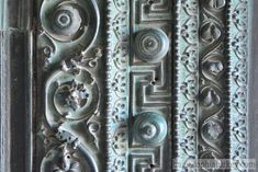 The Beautiful door near the mosaic of Justinian Constantine and Jesus dates back to the 2nd century BC. The door is believed to have been brought from a ... & The Beautiful door near the mosaic of Justinian Constantine and ...