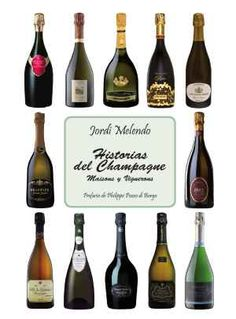 Historias del Champagne, la nueva obra de Jordi Melendo