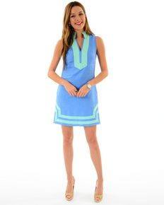 SAIL TO SABLE - THE CLASSIC SLEEVELESS DRESS