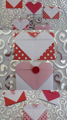 In This Tutorial We Will Learn How To Fold A Love Letter From