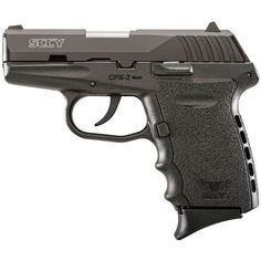 SCCY CPX-2 CB 9mm Pistol - This is a real nice 9 mm pistol 10+1 in the chamber, double strike capability. Excellent service. Watch the videos on YouTube. Nice affordable price too. Make sure you fire at least 200 rounds flawlessly before deciding to carry it (this applies to this and all guns in my opinion (I'm not an expert).