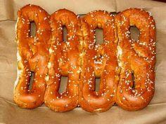 Philadelphia soft pretzels
