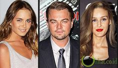 7 Wanita Seksi pernah jadi Pasangan Leonardo Dicaprio