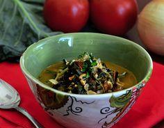 Zambian meatless Lent recipe
