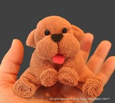 Wash Cloth Puppies Make The Perfect Pet | The WHOot