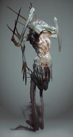 ArtStation - Wraith, Kurt Papstein
