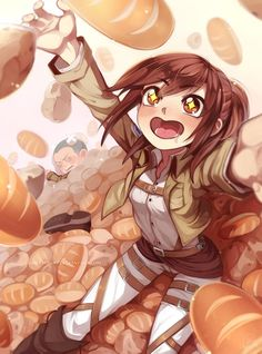 Attack on Titan has some of the most stunning visuals and production design in m. - Attack on Titan has some of the most stunning visuals and production design in modern anime. Armin, Mikasa, Attack On Titan Funny, Attack On Titan Anime, Attack On Titan Ships, Manga Anime, Manga Art, Fille Anime Cool, Accel World