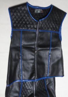 LIP SERVICE Speed Racer vest #35-??
