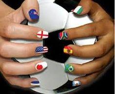 Uñas para el mundial