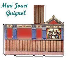 Our miniatures - Printables: Guignol