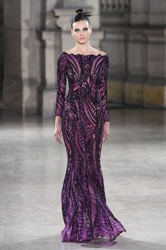 Tony Ward Spring Summer 2019 Haute Couture fashion show at Paris Couture Week (January Couture Week, Style Couture, Spring Couture, Haute Couture Fashion, Tony Ward, Runway Fashion, Fashion Show, Live Fashion, Women's Fashion