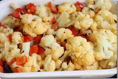 Healthy Cauliflower Casserole