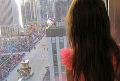 Hotel Rooms with Views of the Macys Thanksgiving Day Parade