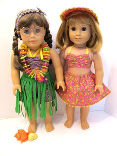 American Girl _ 18 in Doll MOLLY or MARYELLEN von TateMuseumOnline