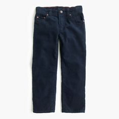 J.Crew - Boys' vintage cord in straight fit