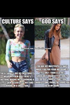 Modesty is something I value and something I think every Christian girl should think about. Todays society had taken away all modesty and it saddens me:( Way Of Life, God Is Good, Jesus Freak, Christian Quotes, Christian Life, Christian Girls, Christian Humor, Gods Love, Me Quotes