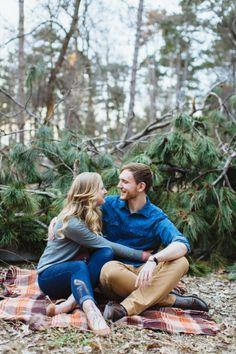 Forest engagement photos. Spring. Laura+David.  Nikki Jilek Photography. Minneapolis photographer