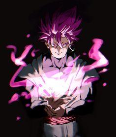 Black Goku, Goku Black Super Saiyan, Dragon Ball Z, Dragon Z, Neko, O Goku, Zamasu Black, Dragon Images, Anime Comics