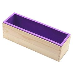 DDlife Flexible Rectangular Soap Silicone Loaf Mold Wood Box for Soap Making Supplies * Click image for more details. (This is an affiliate link) Lye Soap, Soap Molds, Silicone Molds, Clear Glycerin Soap, Soap Making Kits, Soap Tutorial, Bomb Making, Digital Kitchen Scales, Soap Making Supplies