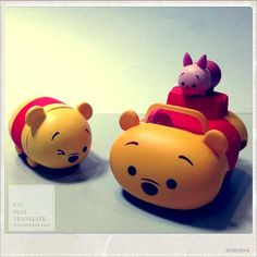 #Disney #TsumTsum #Toy #WinniethePooh
