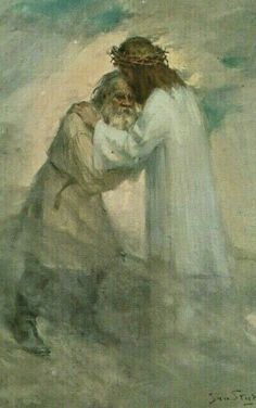 Jesus, I need your loving friendship. a closeness to you. Jesus please don't leave me! Pictures Of Jesus Christ, Images Of Christ, Jesus Art, Jesus Is Lord, Jesus Help, Catholic Art, Religious Art, Religious Paintings, Jesus E Maria